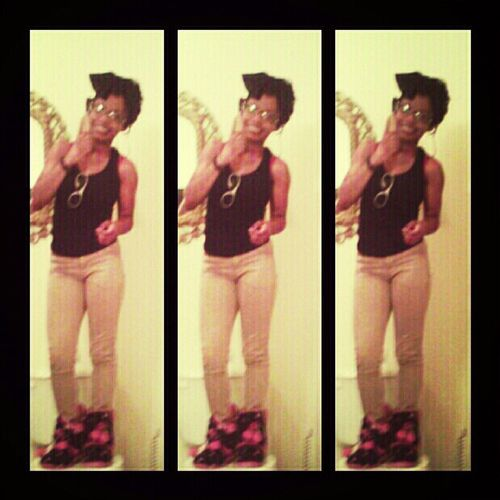 Taking Pictures My New Boots BORED! Love This Picture. My Short Self BeingME BeingSilly Im So Short