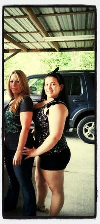 Like Momma Like Daughter (: