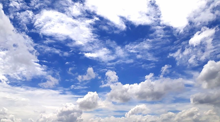 Bright sky and white clouds Blue Mountain Snow Beauty White Color Sky Cloud - Sky Landscape Sky Only Cumulus Cloud Streaming Dramatic Sky Atmospheric Mood Cumulonimbus Storm Cloud Stratosphere Cumulus Meteorology Cloudscape Cirrus Fluffy Wispy Snow Covered Snowcapped Heaven Snowcapped Mountain Foggy