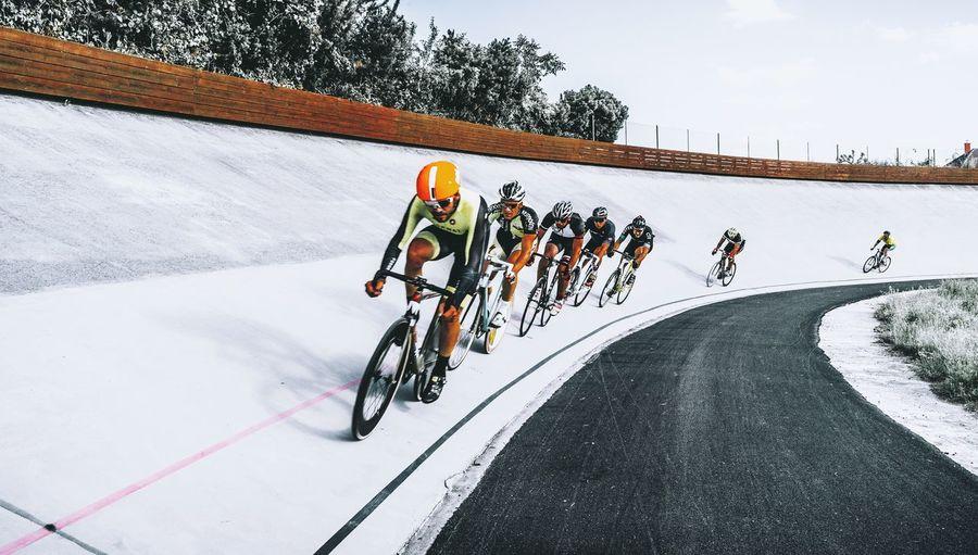 Cycling Race Velodrome Bicycle Urban Fixedgear Fixedlife