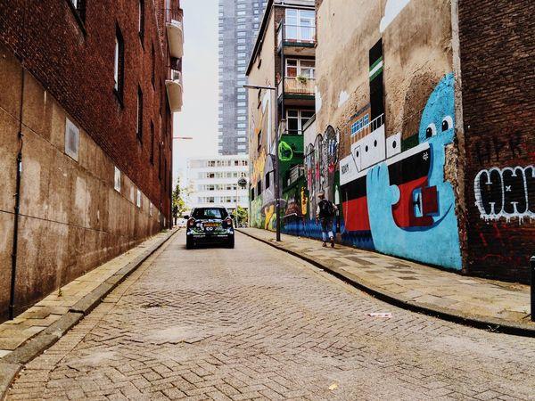 Rotterdam The Netherlands Holland City City Life Cityscapes City Street Graffiti Graffiti Wall Colours Urban Urban Landscape Urban Lifestyle Urban Exploration City View  Exploring New Ground Exploring ExploreEverything Streetphotography Street Photography Street Streetart Streetphoto_color