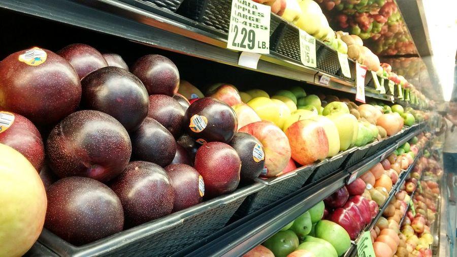 Market Fruits Fruit Colorful Colors Color Guam