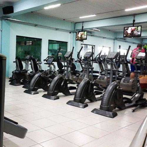 Mais um dia de trabalho, vamo que vamo!!! Gym Work Saturday Proquality Fitness