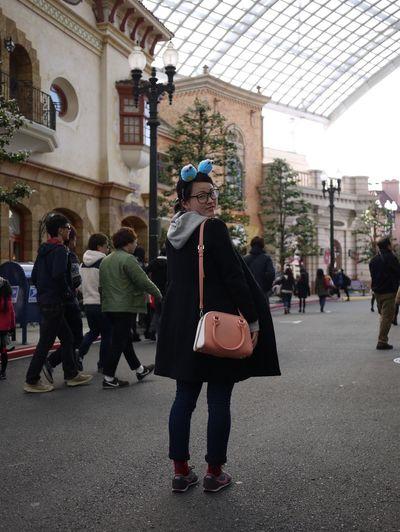 code? Fashion おしゃれ Code USJ USJ In Osaka 眼鏡 ファッション