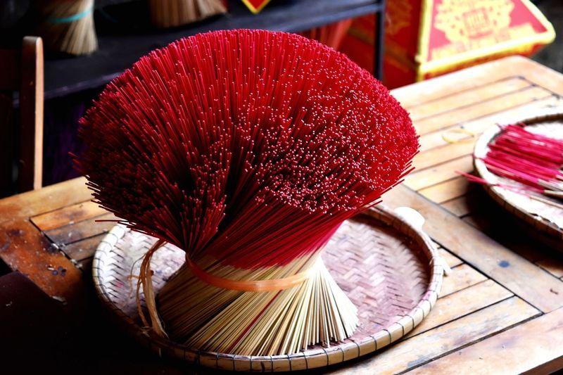 Incense bouquet