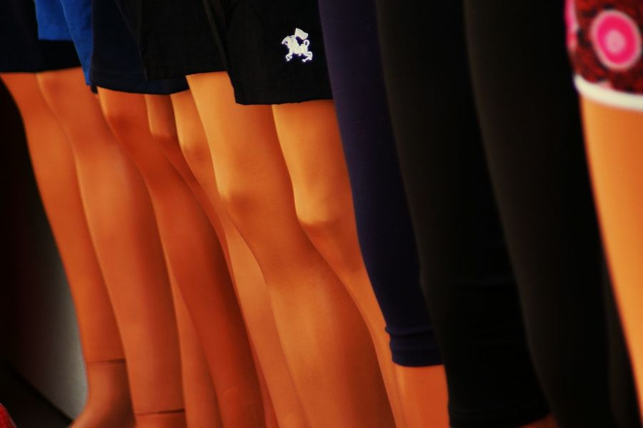 Manechins Shorts ♥ Shorts Divertisment Diversity Plastic Model