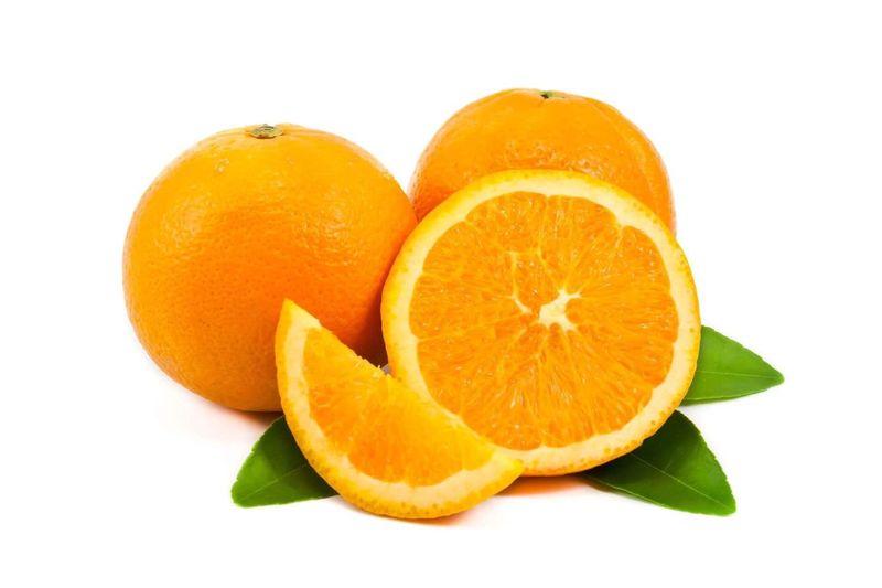Orange Citrus Fruit Orange - Fruit Fruit White Background Orange Color Food And Drink Food Healthy Eating Freshness Grapefruit No People Studio Shot Leaf Close-up Sweet Food Sour Taste