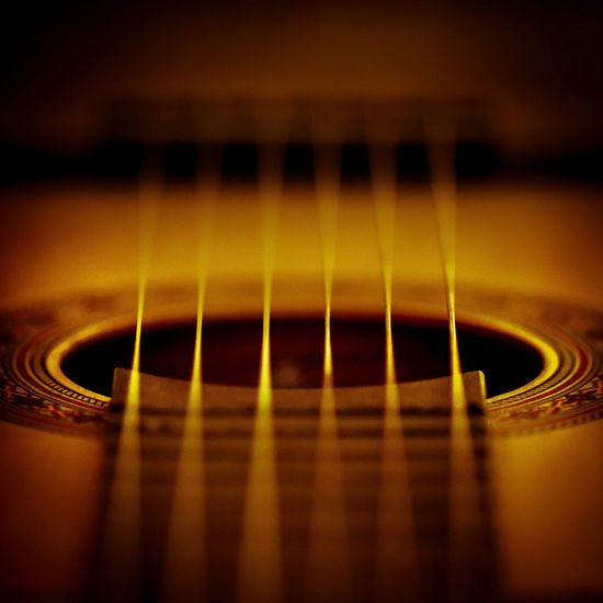 Accoustic Guitar Artistic Shot Of Guitar Brown Close Up Of Guitar Fretboard Frets Gold Old Guitar Paula Puncher String Warm Warm Guitar Shot Colour Palette