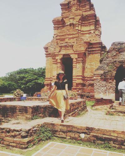 Cham Temple Vietnam