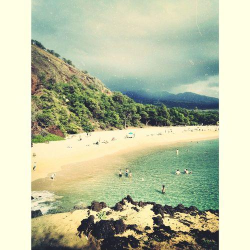 Beach Maui Dreaming Maui Hawaii
