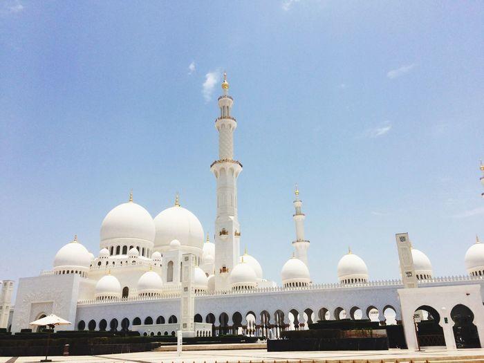 Latepost Grandmosque Abu Dhabi Saturday Funday Ramadan Kareem