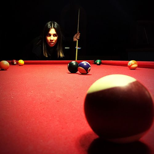 A cool winter night in a pool bar in Knysna Feel The Journey