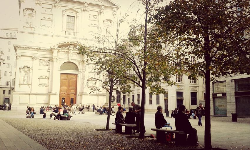 Milan Place Lunchbreak