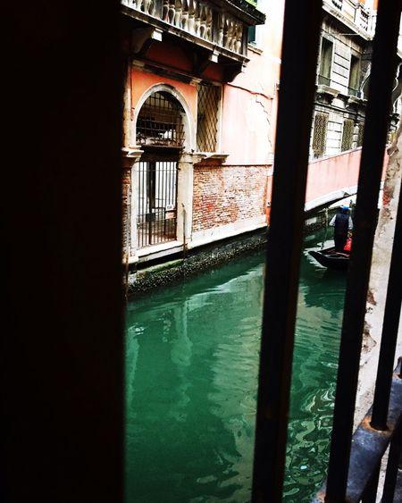 Architecture Canal Water Gondola - Traditional Boat Cultures Building Exterior Magic Moments Casa Veneziana Venezia Italy