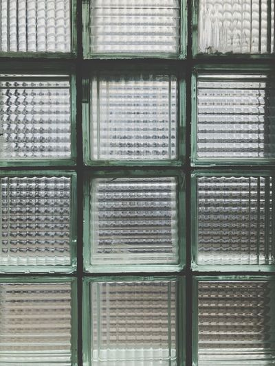 Cristal dreams Full Frame Backgrounds Pattern No People Indoors  Architecture Built Structure Day Glass - Material Window Repetition Textured  Close-up Text Design Geometric Shape Communication In A Row