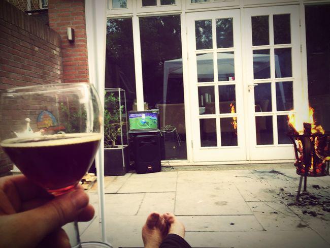 Beer check, Fire check, David Guetta check, Euro 2016 check, Soccer check, Perfect check, Enjoying Life check.