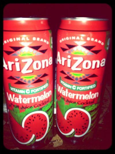 Drinking A Arizona