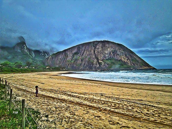 Beach HDR Niterói Eye4photography