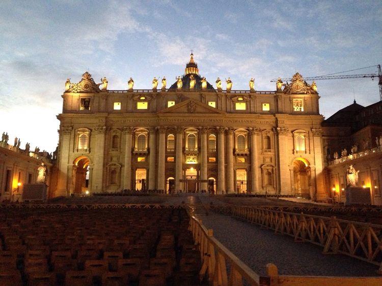 Roma Italy Architecture Landscape
