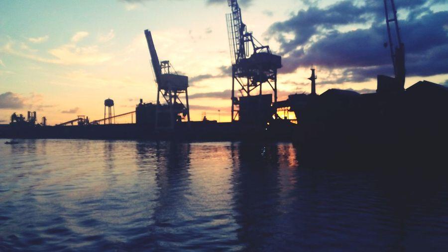 Sightseeing Louisiana Sunset Yatch Life Lake Charles Relaxing