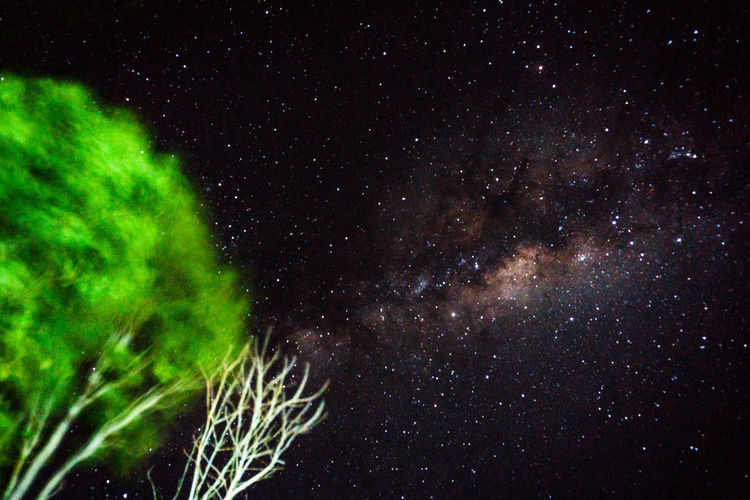 Milky Way at Panenjoan Hills, Ciletuh Abstract Astronomy Black Background Exploding Galaxy Glowing Green Color Long Exposure Milky Way Motion Mystery Nature Night No People Outdoors Sky Space Star Star - Space Star Field Studio Shot