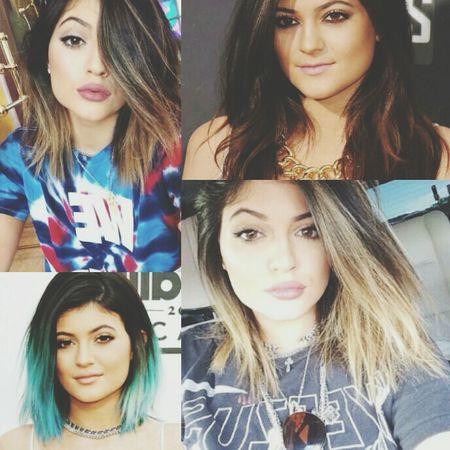 Kylie Jenner Style Selfie KUWTK