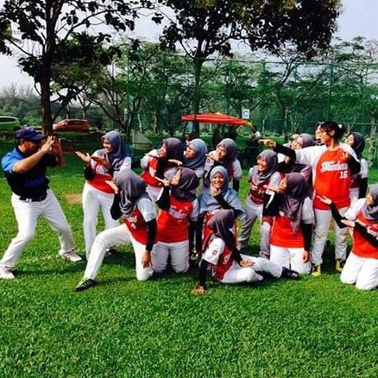 💪. Sayang semua Softball Lover 13 Upsi teachers preceptors
