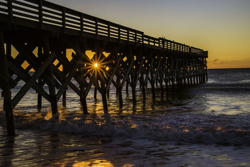 Crystal Pier Wrightsville Beach NC Sunrise 03-02-18 Nikon Nikond750 Tamron28300 WithMyTamron Wrightsville Beach NC Beach Beauty In Nature Crystal Pier Horizon Over Water Nature Nikonphotography No People Ocean Outdoors Outside Portcity Sand Scenics Sea Sky Sunrise Sunrise_sunsets_aroundworld Sunset Tamronusa Water