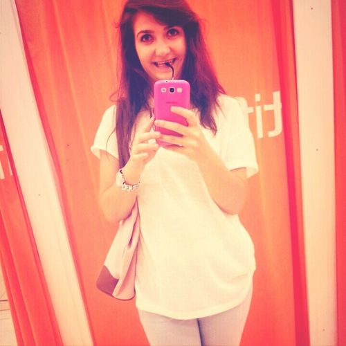 Shopping Taking Photos Hi! Hello World