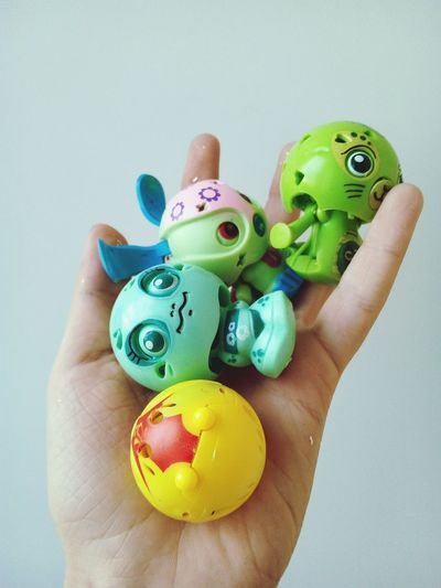 Human Body Part One Person Toys Zoobles