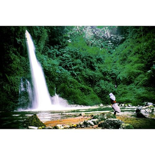 Guci Exploretegal Waterfall Infotegal landscape gogreen