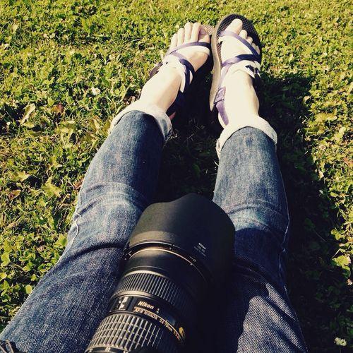 公園でお散歩 Nikon D600 Chaco チャコ モエレ沼公園 札幌