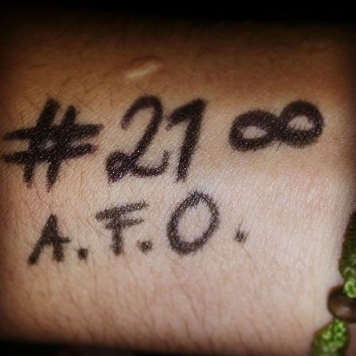 SOLO TÚ♥ 21♥