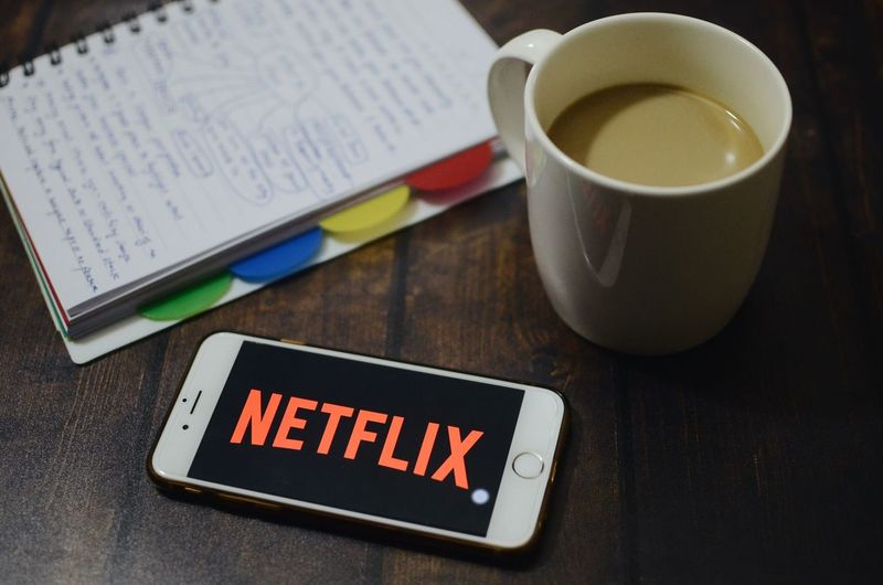 netflix apps showing on iphone 6 Coffee Technology IPhone Netflix Cup Drink Mug Food And Drink Text Indoors  Table Western Script Refreshment Coffee - Drink Communication High Angle View Coffee Close-up Food Coffee Cup No People Still Life Paper Freshness