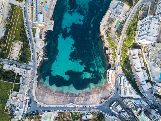 Malta from above Aerial Shot Looking Down Malta Aerial Aerial View Maltaphotography View From Above Water