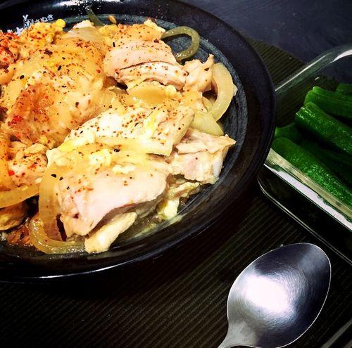 A Taste Of Life 親子丼 秋葵