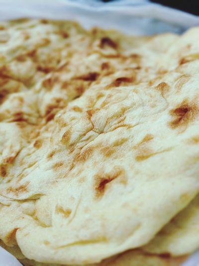 No People Close-up Indoors  Food Freshness Day Animal Themes India Naanbread Naan Street Street Food Worldwide