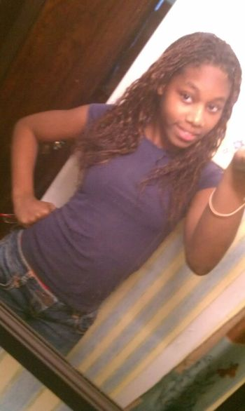 Fresh Out Dha Shower :)