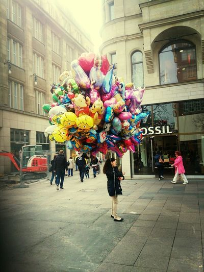 Today Hannover Balloons City Life