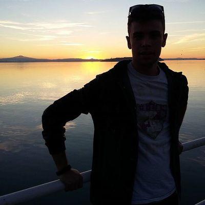 Passignano Sunset Lake Trasimeno Shadow Sun Autumn2015