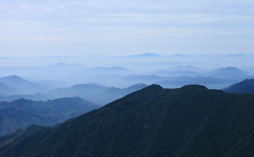 黄山 Mountain
