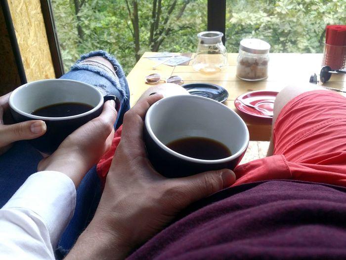 Доехать в выходные до coffe3 уже становится традицией Coffe3spb котыикофе покагитарынетвруках Coffespb