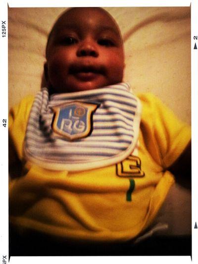 Nephew Wearing LRG