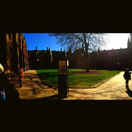 University of Glasgow is beautiful University Scotland Check This Out Taking Photos Hi!