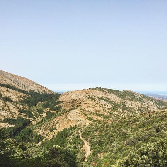 Mountains Panorama Mediterranean