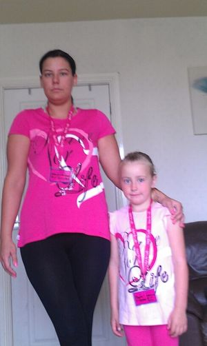 Ready For The Race For Life