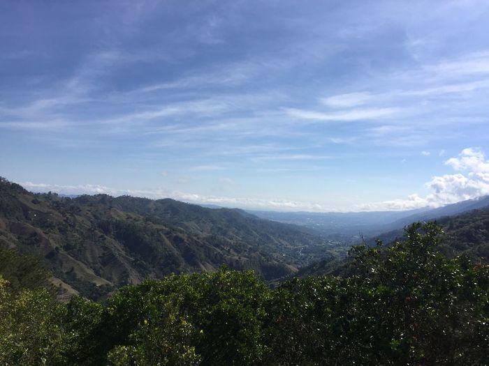 Cloud - Sky Sky Scenics - Nature Beauty In Nature Plant Landscape Mountain