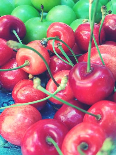 Full frame shot of tomatoes