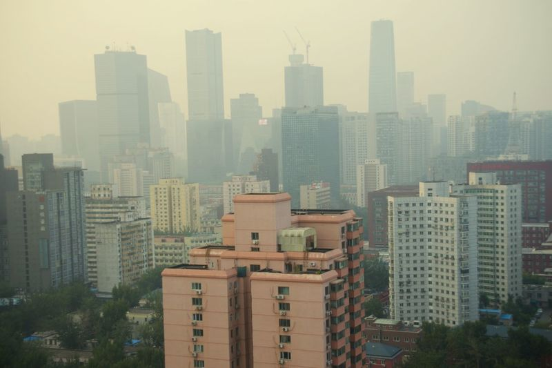My Eyes My Beijing Smog City Skyline My Eyes For Architecture New Pollution Grey Sky Emission Wrinkles Of The City  GetYourGuide Cityscapes Architecture Beautiful Smog Wrinkles Of The City  TakeoverContrast Pollution In My World Aerial Shot Aerial View Urban Exploration Urban Geometry City Travel How Do We Build The World? China In My Eyes Cityscapes Hidden Gems  Battle Of The Cities