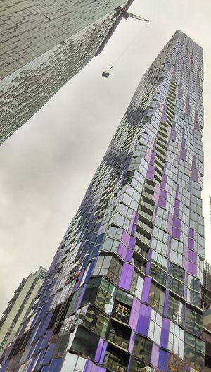 Building Exterior Cloud - Sky Sky Low Angle View Outdoors Day City Skyscraper